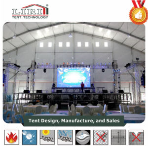 Outdoor High Quality Aluminum Frame Clear Span Polygonal Circus Tents for Sale pictures & photos