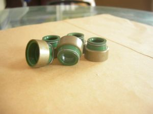 Valve Oil Seal of Fluorine Rubber pictures & photos
