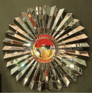 Art Deco Starburst Mirror (GJ034)