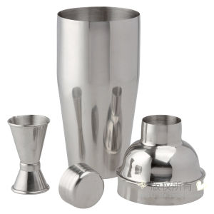 350ml Stainless Steel Cocktail Shaker Martini Shaker Bar Shaker pictures & photos
