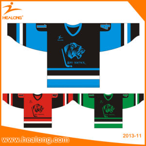 High Quality Dye Sublimated Printing Ice Hockey Jersey pictures & photos