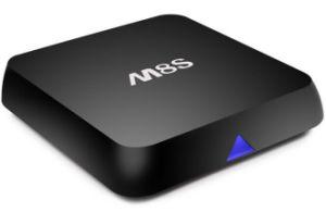 M8s Amlogic S812 Quad Core TV Box Kodi H. 265 Hevc Android 4.4 Dual Band WiFi 2GB RAM 16GB Emmc Bt 4.0 4k2k HD Mini PC Set Box