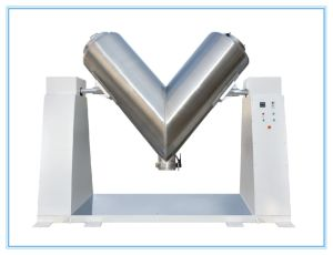 500L High Quality V Type Mixer for Powder Coatings Mixing pictures & photos