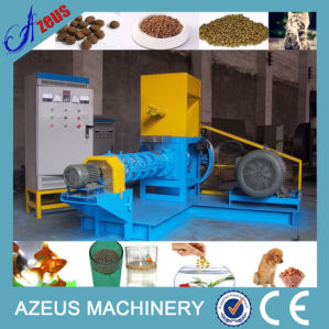 Good Quality Fish Food Pellet Extruder Machine with CE