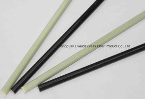 Good Quality Fiberglass FRP GRP Pole/Stake for Plant Support pictures & photos