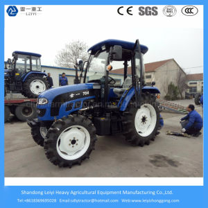 Large Power Agriculture Farm 70HP F16+R8 Gears Tractor pictures & photos
