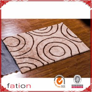 3D Effect Shaggy Carpet Area Rug Home Textile pictures & photos