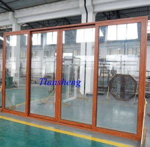 Thermal Break Aluminum Lifting and Sliding Door with Roto Hardware pictures & photos