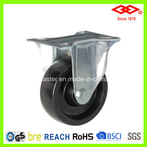 100mm Fixed Type Heat Resisting Caster Wheel (D102-61C100X35) pictures & photos