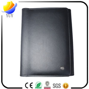 Hot Style Leather Wallet (Leather Card Wallet) pictures & photos