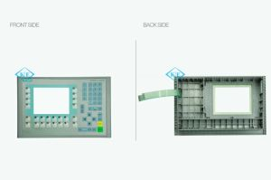 Simatic Control Panel Membrane Keypad Switch with Plastic for Siemens Industrial pictures & photos