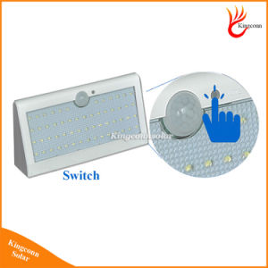 New Solar Light 57LED Solar Outdoor Lamp Waterproof PIR Motion Sensor Solar Lamp for Garden Decoration pictures & photos