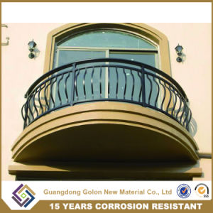 Asssembled Balcony Used Wrought Iron Railing Designs pictures & photos