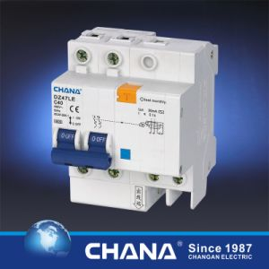 Dz47le-63 Electronic Type RCBO (Earth leakage plus short circuit plus overcurrent protection) pictures & photos