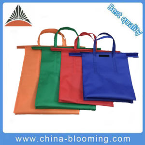 Customized Recycled Non-Woven Grap Shopping Grocery Cart Bag for Supermarket pictures & photos