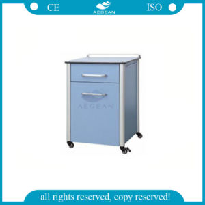 AG-Bc014 Single Drawer Movable Hospital Medical Hospital Cabinet pictures & photos