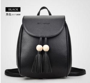 Backpacks Women′s Best Selling Tassel Shoulder Bag pictures & photos
