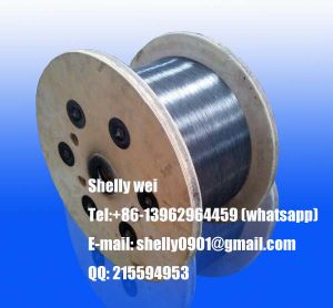 Phosphated Optical Cable Material High Carbon Steel Wire for Messenger pictures & photos