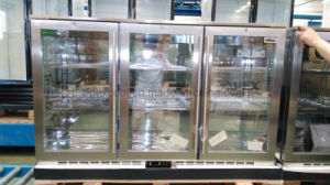 Australia Style 320L Back Bar Fridge Display Cooler with Ce, CB pictures & photos