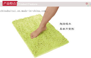 Bathroom Floor Mat Microfiber Bath Mat Rugs High Quality Chenille Bath Mat