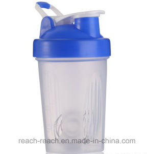 400ml Protein Plastic Shaker Bottle pictures & photos