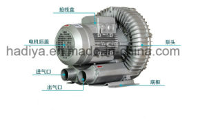 The Single Stage High Pressure Blower pictures & photos