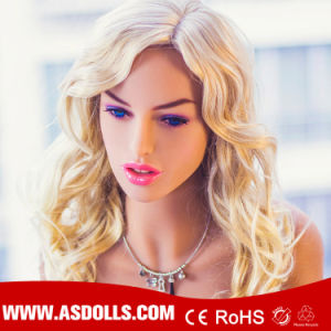 Full Solid Love Doll with Skeleton Real Sex Doll 138cm pictures & photos