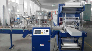 Shrink Automatic PE Film Water Bottles Packaging Equipment pictures & photos