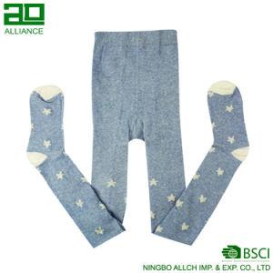 Custom Patterns Cotton Kids Pantyhose pictures & photos