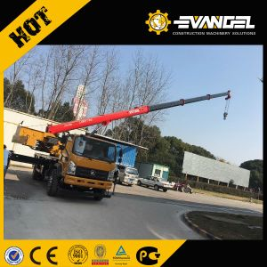 Sany 12 Ton Mini Small Hydraulic Mobile Truck Crane Stc120 pictures & photos