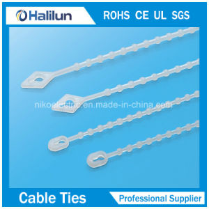 Hot Sale Nylon Cable Tie for Fixed Object pictures & photos