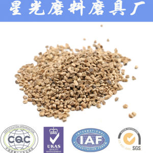 60 Mesh Size Crushed Walnut Shells for Sandblasting (XG-W-516) pictures & photos