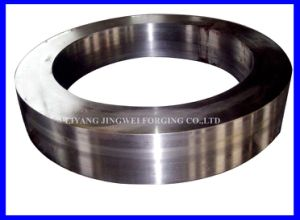 Rolled Forging Gears/ Forged Ring Rolling pictures & photos