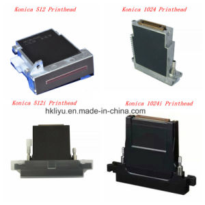 One Stop Supplier for All Models /Seiko/Konica/Spectra/Xaar/Ricoh/Toshiba Printhead. Best Price pictures & photos