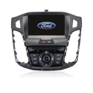 2014 Ford Focus Car Navigation Andriod System 5.1 with DVD Bt Mirror Link 1080P MP5 Digital TV 4G
