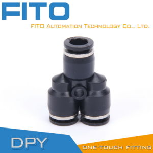 Py Pneumatic Fitting One Touch Air Conncetor by Airtac Type pictures & photos