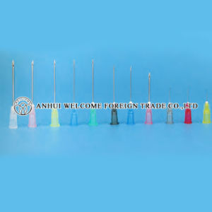 Hypodermic Needle for Disposable Syringe pictures & photos