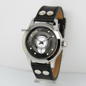 Hot Sale Christmas Gift Automatic Brand Stainless Steel Black Dial Mens Mechanical Watches pictures & photos
