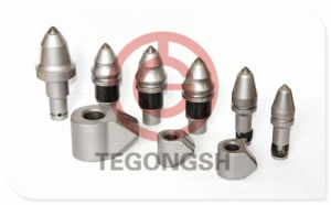 Foundation Drilling Bits, Piling Picks, Diaphragm Wall Picks Cutter Tooth (Bkh47 Bk47 B47K22 DS01) pictures & photos