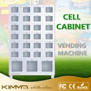 Cell Cabinet with Large Cell to Vend Big Size Items pictures & photos