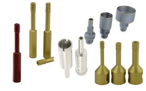 Diamond Core Drill Bits for Glass pictures & photos