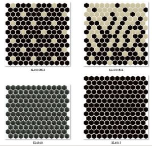 3D Blackground Mosaic Tile pictures & photos