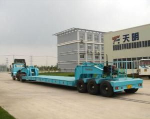 50t Adapted Trailer and Semi Trailer pictures & photos