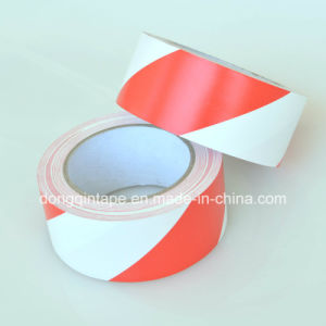 Single and Double Color PVC Floor Marking Tape/Warning Tape pictures & photos