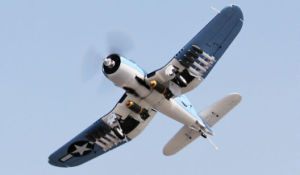 Factory-Outlet New 12CH 2.4GHz Mini F4u RC Airplane pictures & photos