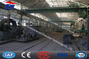 Coal Rotary Drum Dryer Machine pictures & photos