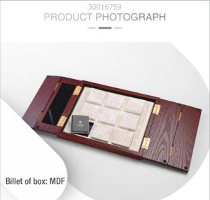 Old-Fashion Luxury Log Lubricious Wooden Gift Package Case pictures & photos
