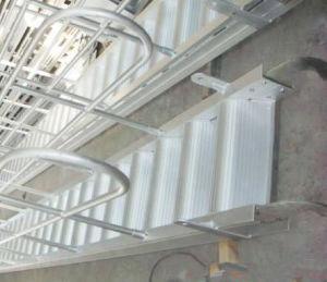 Aluminum Alloy Marine Gangway Ladder pictures & photos