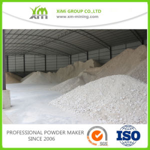 800mesh Rubber Used 96%+ (Baso4) Powder Natural Barium Sulphate for Pigment pictures & photos