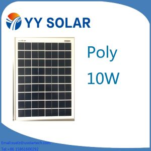 Beautyful Appearance 10W/20W Solar Panel for Household Appliances pictures & photos